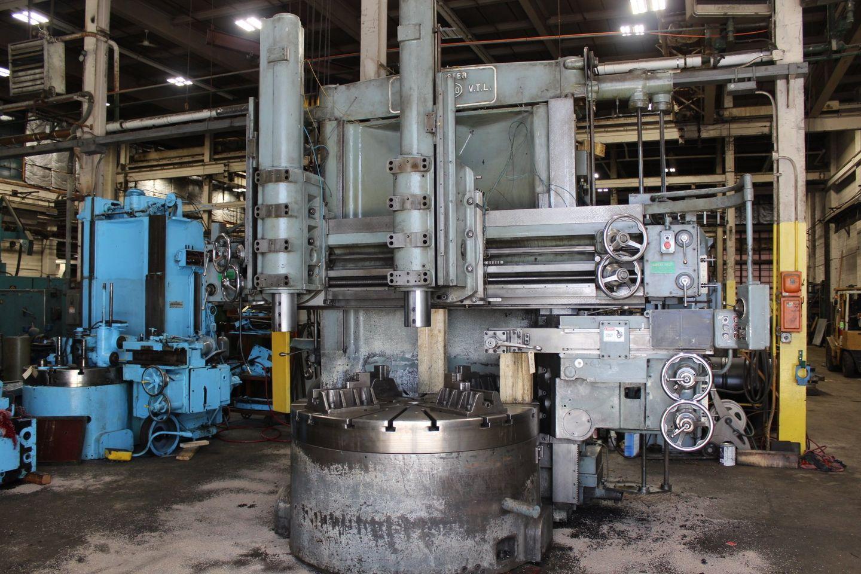 "64"" Bullard Cutmaster Vertical Boring Mill"